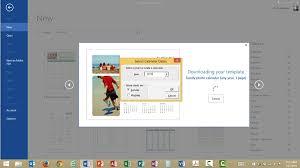 word use templates to create calendars cda computer tips