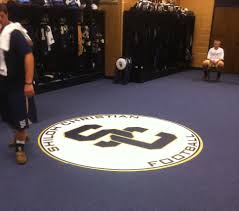 are you ready for some football tackling a locker room makeover