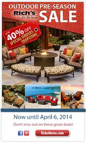 rich s for the home outdoor furniture