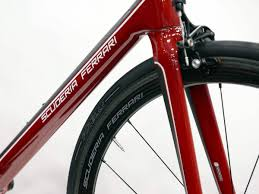 ferrari bicycle eb17 bianchi sf01 enlists scuderia ferrari to double their