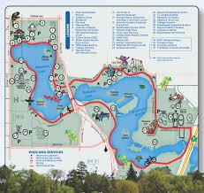 maps wascana centre