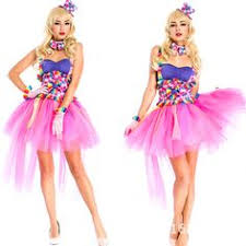 Candy Princess Halloween Costume Clown Costumes Halloween Costumes U0026 Decor Halloween