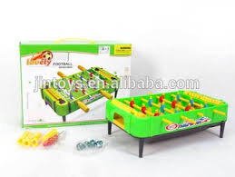 electronic table football game newest kid plastic sport toy table football funny electronic