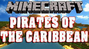 Pirates Of The Caribbean Map by Minecraft Pirates Of The Caribbean Map Showcase Youtube