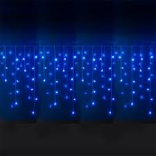 christmas lights led icicle christmas led icicle lightcurtain