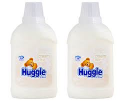 huggie drink 2 x huggie ultra fabric softener rice 500ml great daily