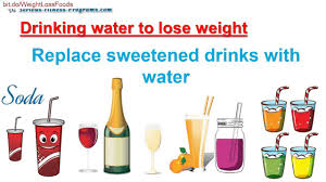 drinking water to lose weight the water diet youtube