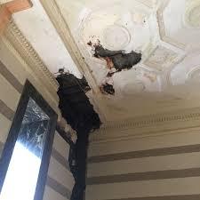 Cornice Repairs Ornamental Plaster Repair Restoration Replicate Or Repair To