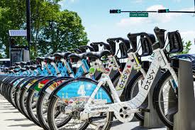 Chicago Divvy Bike Map by Happy Birthday To All Of Us Divvy Bikes