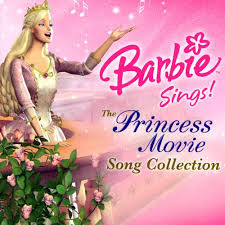 barbie sings princess movie song collection barbie songs