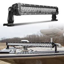 boat led light bar boat marine fishing led light bar dc 9 36v water proof search light