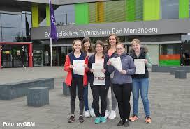 Vg Bad Marienberg Alte Sprachen U2013 Neue Sprachen