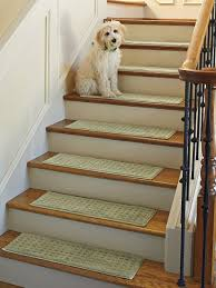 non slip carpeted stair treads solutions