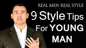 9 style tips for the young man fashion advice for men graduating