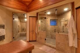 finished bathroom ideas steam shower bathroom designs gurdjieffouspensky com