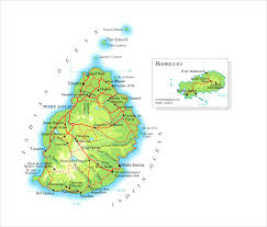 Mauritius Location In World Map by Maps World Map Mauritius