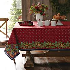 dining room table cloth provence tablecloth williams sonoma