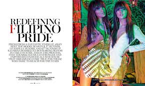 Top Model Hair Extensions by June 2014 Philippine Fashion Issue Mega Magazine Jodilly Pendre
