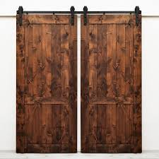 Interior Door Stain Shop Dogberry Collections Country Vintage Stained Knotty Alder