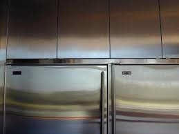 Metal Cabinets Kitchen Stainless Steel Cabinets Brooks Custom