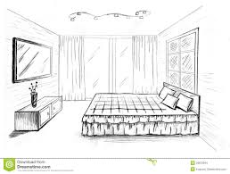 sketch room graphical sketch stock images image 29973694
