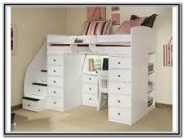 Desk Bunk Bed Ikea Bunk Beds With Desks Underneath Foter