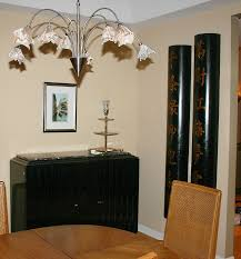 Asian Contemporary Interior Design by Dining Rooms Cherie Rose Collection