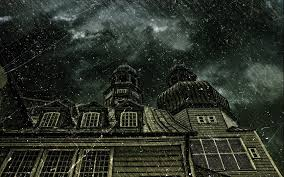 spooky house halloween 37 haunted hd wallpapers backgrounds wallpaper abyss