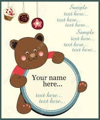kids birthday invitation card royalty free cliparts vectors and