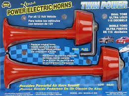 wolo electric horns for cars trucks boats rv u0027s and motorcycles