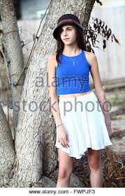preteen girl modeling young twelve year old preteen girl model release available stock