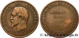 chambre du commerce lille second empire médaille de la chambre de commerce de lille fme 445962