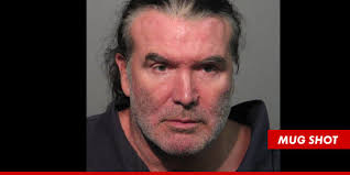 Blind Rage Wrestler Scott Hall Arrested For Beating Gf He U0027d Been U0027drinking For Days
