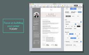 Resume Template Mac Pages Pages Resume Templates Mac Bright And Modern Resume Template For