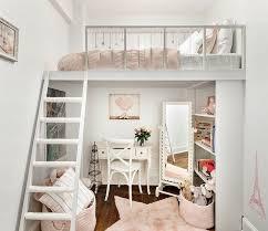 chambre ado fille mezzanine chambre loft pour ado idées de décoration capreol us