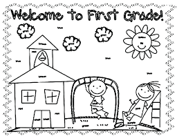 preschool coloring pages school back to school coloring pages kartech