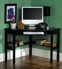 Walnut Computer Desks For Home Corner Home Office Desk U2013 Adammayfield Co