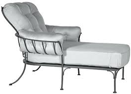 Pipe Patio Furniture by Chaise Lounge White Fabric Double Chaise Lounge Sofa With Fold