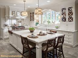amazing kitchen island with breakfast bar designs