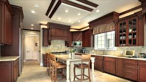 Traditional Dark Wood Kitchen Cabinets 19 Custom Wood Kitchens Modern Traditional U0026 Country Designs