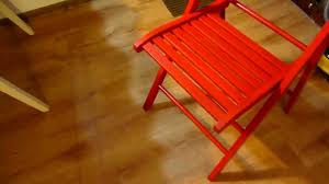 Furniture Pads For Laminate Floors Adding Felt Pads Onto Chair Legs Anti Scratch Youtube