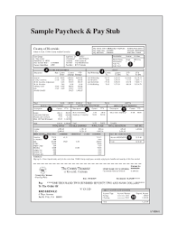 california pay stub template fill online printable fillable