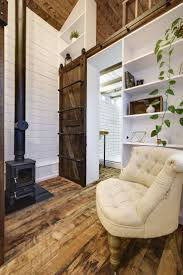 best ideas about tiny houses canada pinterest loft stairs rustic loft luxury square feet tiny house wheels built mint