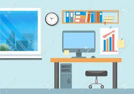 bureau design moderne intérieur de bureaux moderne avec bureau design dans la conception