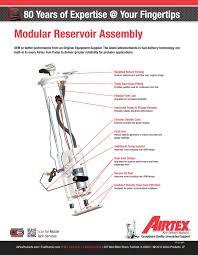 amazon com airtex e3537m fuel pump module assembly automotive