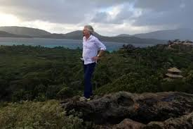 necker island richard branson refuses to leave necker island despite it being in