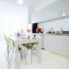 house decoration with net kitchen simple and neat modern white kitchen decoration using
