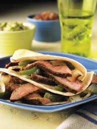 bureau steunk steak fajita via farm bureau flavor photo and recipe