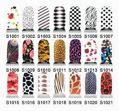nail art nail sticker nail polish sickers 82 styles random 24