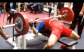 bench press i see people lifting monster weight but arching their